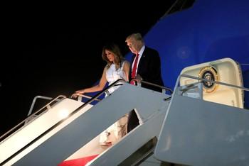 Trump asegura que EEUU se recuperará de la plaga de China