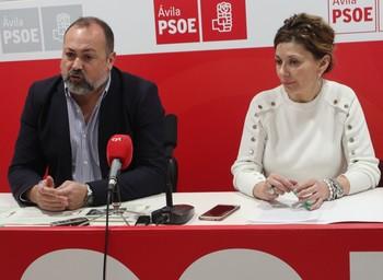 El PSOE pide a la Junta financiación para el Plan Industrial
