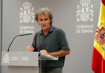 Sanidad anota 968 casos sin contar Cataluña, Madrid y Navarra