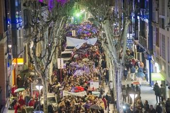 El 8-M se celebrará en la calle
