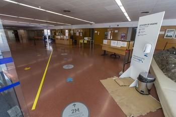 El Centro Cívico del Polígono reabre sin problemas