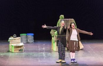 Humor, flamenco y teatro familiar en las 'fiestas' de agosto