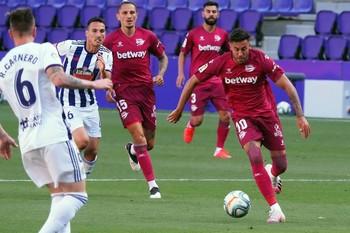 Joaquín da tres puntos de oro al Real Valladolid