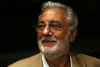 España cancela el primer concierto de Plácido Domingo