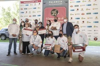 El jurado premia la calidad de Valladolid y Ciudad Rodrigo