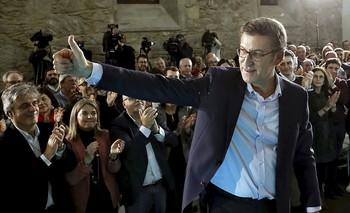 Urkullu y Feijóo miran de reojo a Cataluña