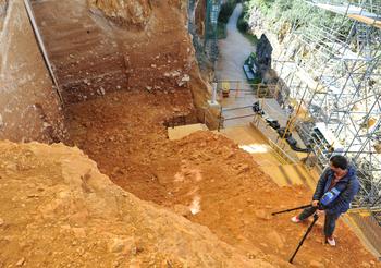 La reconstrucción 4D permite indagar más sobre Atapuerca