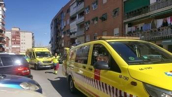 Mata a su mujer de 75 años y trata de suicidarse en Fuenlabrada