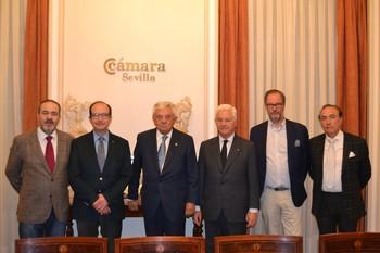 La obra de Romero Sequí desembarca en la Cámara de Sevilla