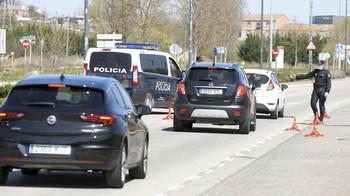 A prisión por escupir a un policía tras un robo en León