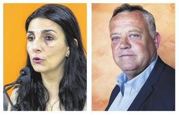 Bañeres busca apoyos de los críticos para el Congreso de Cs
