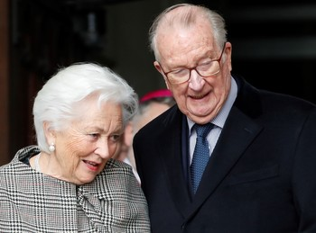 Alberto de Bélgica admite la paternidad de su hija ilegítima