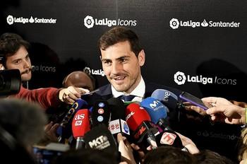 Casillas propone una solución al calendario