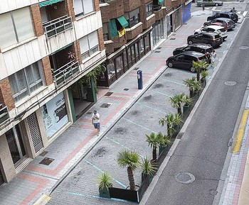 La ciudad deja de ingresar 3.400 euros por la ORA