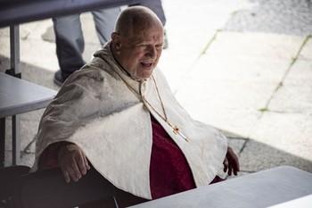 José Luis Moreno volverá en un mes a rodar en la Catedral