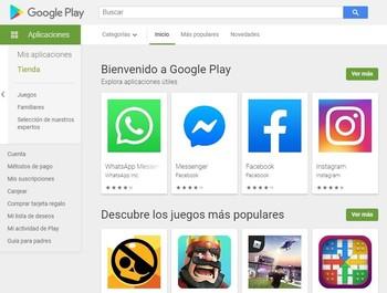 La Play Store elimina 600 'apps' por sus anuncios