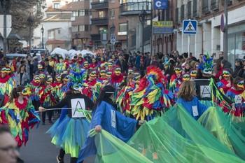 Unas 1.000 personas participarán en el desfile de carnaval