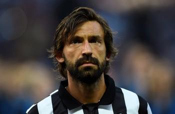 Andrea Pirlo, nuevo entrenador de la Juventus