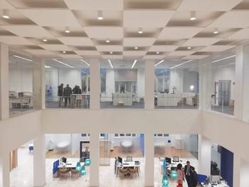 BBVA abre un nuevo modelo de oficina en Duque de la Victoria