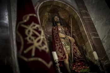 Jesús con la Caña celebra sus cultos cuaresmales