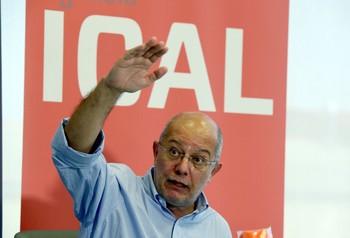 Francisco Igea, vicepresidente y consejero de Transparencia, Ordenación del Territorio y Acción Exterior, participa en Los Desayunos de Ical.