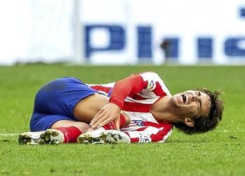 Joao Félix se lesiona antes del 'reestreno'