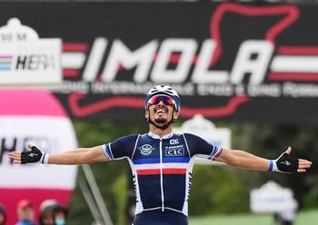 Julian Alaphilippe se corona nuevo campeón del mundo