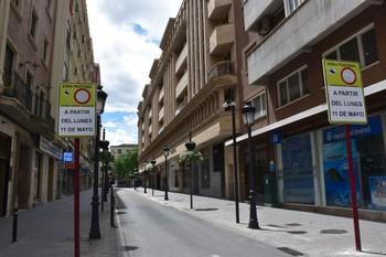 Vecinos de calles peatonales ya pueden registrar su coche