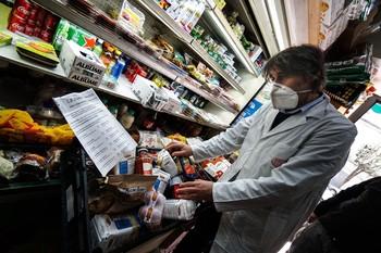 Italia reduce de nuevo el número de muertes diarias