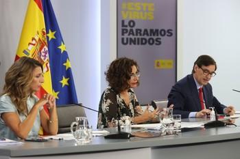 El Ejecutivo sigue abierto a convocar la Mesa de diálogo