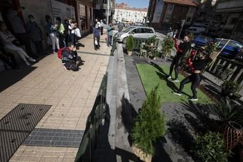 Compromiso para convertir calles en espacios
