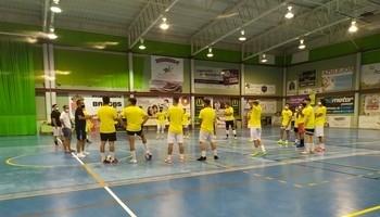 El Atlético Bargas FS ya está en marcha