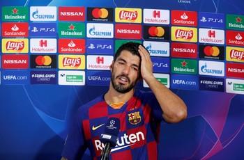 La salida de Luis Suárez del Barça se complica