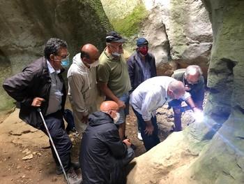 La Horadada y el arte rupestre del Paleolítico