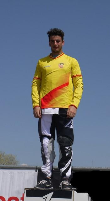 Alejandro Alcojor irá a por el título.