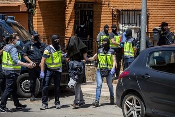 Ascienden a cuatro los detenidos en la operación yihadista