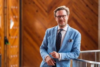 El director del coliseo canario, Tilman Kuttenkeuler.