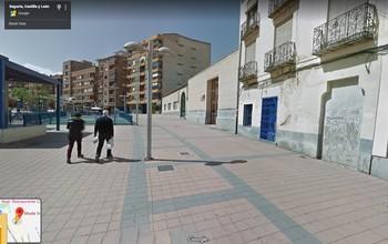Herido un trabajador tras caer de un andamio en Segovia