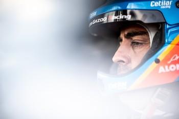 Alonso, sobre su futuro: