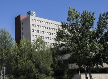 La mujer herida fue trasladada al Hospital Virgen de la Luz