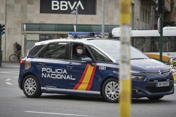 La Policía Nacional condecora a 33 agentes de Navarra