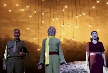 Saint-Exupéry vuelve a la vida en forma de musical