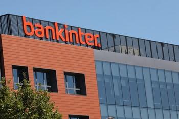 Bankinter gana hasta septiembre 220,1 millones de euros