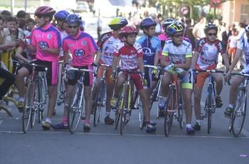 La Diputación 'se abre' al ciclismo