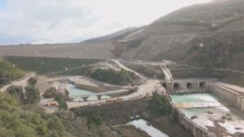 Comienza la recogida de información sobre el Pantano de Yesa