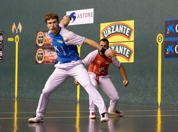 Artola se ha apuntado su primer gran torneo.