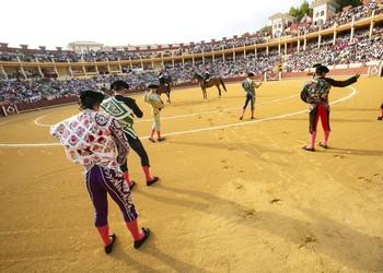 La Junta permite festejos taurinos con el 75% del aforo
