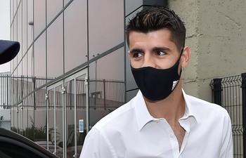 El Atlético confirma la cesión de Morata al Juventus