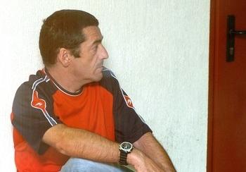 José Antonio Borde Gaztelumendi en una foto de archivo