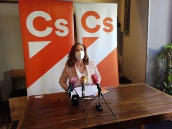 Cs defiende unas cuentas regionales comprometidas con Ávila